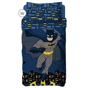 Colcha Batman Dupla Face 1,60x2,20m 2 pc Lepper
