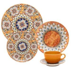 Aparelho de Jantar e Chá 20 peças Unni Castello