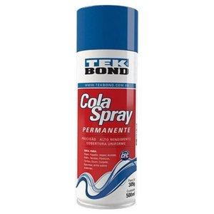 Cola Spray Permanente 305g/500ml Tekbond - 6100