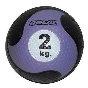Medicine Ball Borracha 02KG