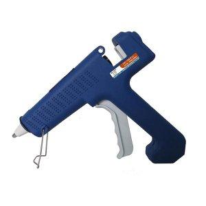 Pistola de Cola Quente Aplicador 24W Bastão Bivolt Silicone