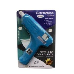 Pistola de Cola Quente Lanmax - 13W