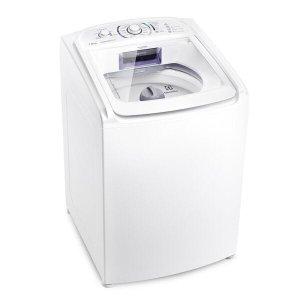 Máquina de Lavar Electrolux Essencial Care 15kg Branco 220V LES15