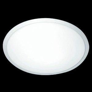 Luminária LED Embutir 48W Redonda Multivolt 4000K Ø60CM