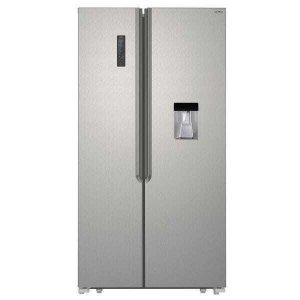 Refrigerador Britânia Side By Side 434L BRF533ID Inverter – Geladeira e Refrigrador 127V