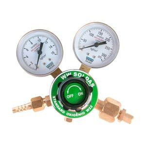 Regulador De Oxigenio Standard W22 Ww Soldas
