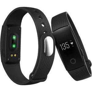 Pulseira Inteligente Smart Fitness Easy Mobile Hora Monitor Cardíaco com Aplicativo para IOS e Andro