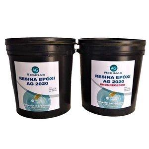 Resina Epóxi Para Madeira (Resina e Endurecedor) 2kg