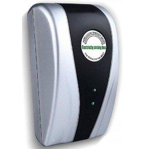 Economizador Redutor do Consumo Conta Energia Elétrica Diário Mensal Portátil Tomada Parede