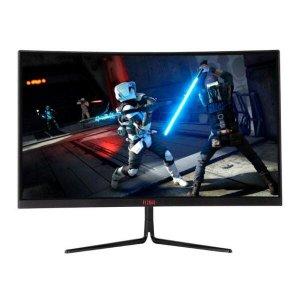 "Monitor Gamer Pichau 24"" Full HD Curvo Athen C24M 1ms 144Hz HDMI/DP, PGM-AC24M"