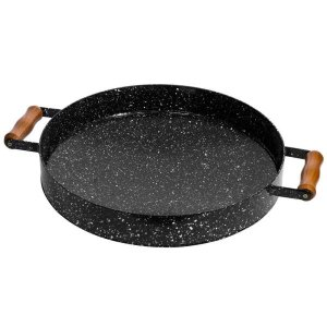 Disco Esmaltado com Borda - Qualinox - 300mm