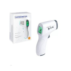 Termômetro Digital Infravermelho Medidor Febre A Distância