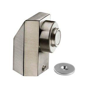 Prendedor de Porta Magnético Amortecimento Cpm400 Escovado
