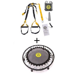 Kit Mini Jump + Fita de Suspensão - Presilha - Completa