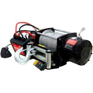 Guincho Elétrico 12v 18000LB 8164 KG 12v para Quadriciclo Jipe Troller