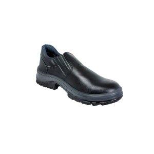 Sapato Segurança com Elástico e Bico PVC Bidensidade Proteplus