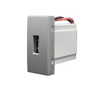 Módulo USB 2A Inova Pro Class Titanium Alumbra
