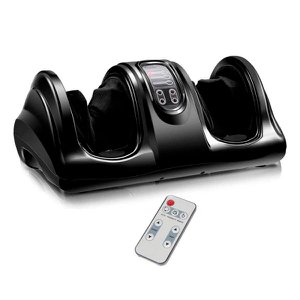 Massageador de Pés Diabéticos Mod 2021 Shiatsu c/Sistema Airbags Foot Massager® By Shoppstore Bivolt