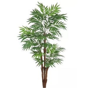 Planta Árvore Artificial Palmeira Phoenix Texturizado Verde 1,77m