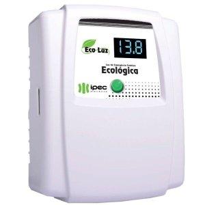 Central Luz De Emergência Coletiva Eco Luz 20 Ipec