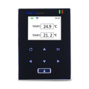 RCW-600 WIFI DATALOGGER TEMPERATURA E TEMPERATURA (-40 A 80°C) 20000 LEITURAS CONEXÃO WIFI
