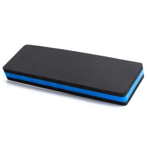 Step EVA 90x30x10cm - Azul e Preto