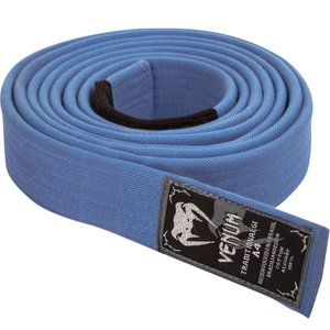 Faixa Jiu Jitsu Venum BJJ Azul