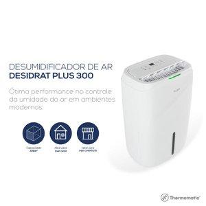 Desumidificador de ar Desidrat Plus 300 - 220v
