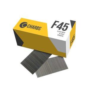Jogo de Pinos F45 para Pinadores com 5.000 unidades Charbs