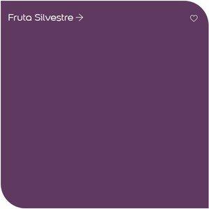 Tinta Acrílica Coral Premium Decora 900ml Violeta - Fruta Silvestre