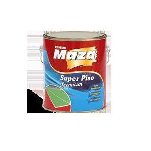 Tinta Super Piso Premium Maza C/11 Cores - Branco Acetinado