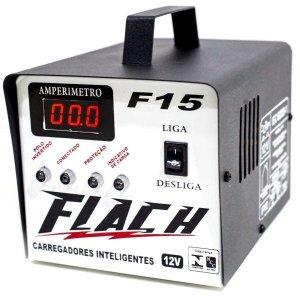 Carregador Inteligente de Bateria F15