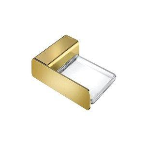 Saboneteira Docol Flat 1013843 Ouro Polido