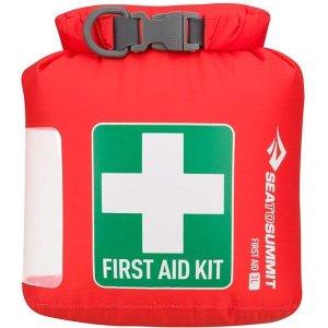 Saco Estanque para Primeiros Socorros 3 Litros Sea To Summit First Aid Dry Sack Vermelho