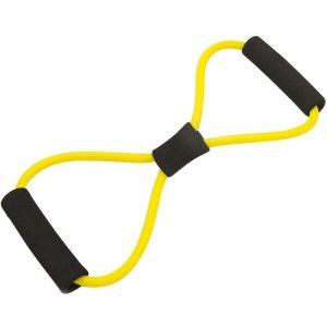 Elástico Extensor em Oito Tensão Leve ZStorm ZS170922 Amarelo