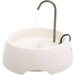 Fonte Bebedouro Pet Amicus Aqua Mini Bivolt Branca