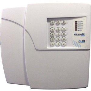 Central De Alarme Com Discadora Gcp Hs P4d Plus Com/sem Fio
