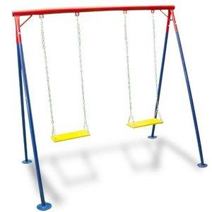 Balanço infantil Duplo Playground