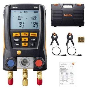 Kit Manifold Digital - TESTO 550