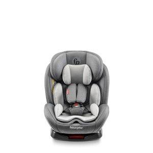 Cadeira para Auto SnugFix 360° 13 Posições (0 a 36Kg) - Preto com Cinza