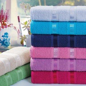 Jogo de toalha Margex 03 Banhão + 03 Rosto Atenas