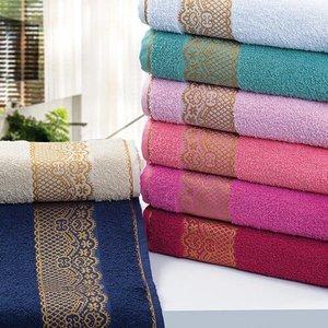 Jogo de toalha Margex 03 Banho + 03 Rosto Splendore