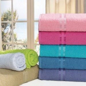 Jogo de toalha Margex (03 Banho + 03 Rosto) Celine