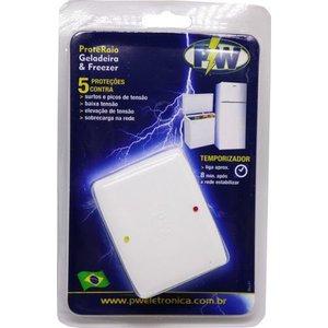 Protetor De Geladeira Freezer Quedas De Energia Raios 127v