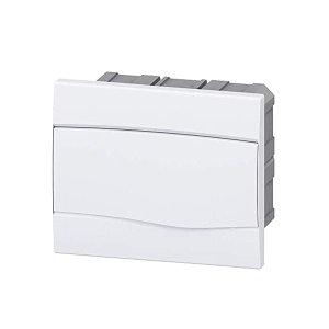 Caixa Centrinho Distribuição 9 Disjuntores Opaca/Embutir