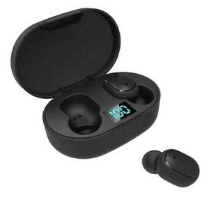 Fone De Ouvido Dual Bluetooth 5.0 Airdot Air Sem Fio - Preto