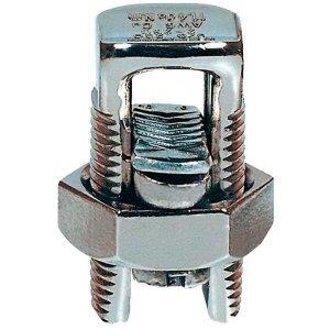 Conector Parafuso Fendido cabos fios 240mm Split Bolt