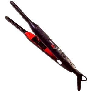 Prancha/Chapinha Profissional para fazer Raiz dos Cabelos e Barba ULTRA FINA VH 2209 Bivolt