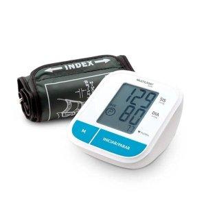 Monitor de Pressão Multilaser Digital de Braço Branco HC206