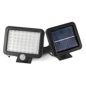 Refletor Solar - Sensor - 100w - Branco Frio